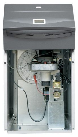 Внутреннее устройство котла POWER HT 230-320