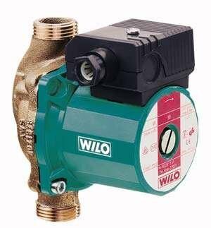 Циркуляционный насос производства фирмы Wilo
