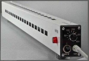 Электрический плинтусный конвектор