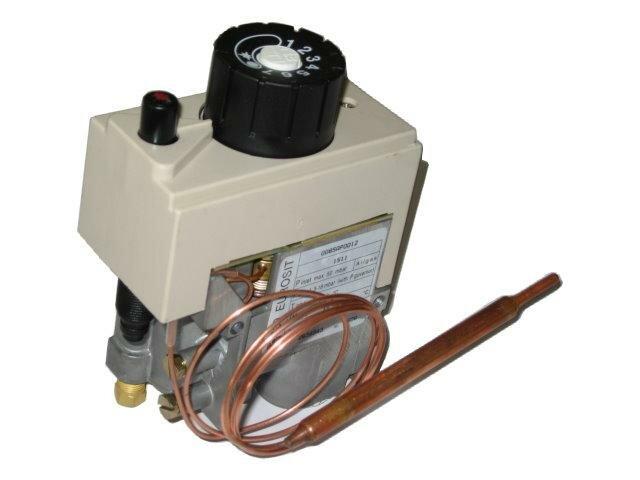 газовый клапан для котла