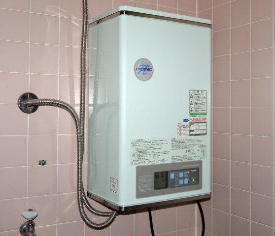 Большой и мощный бойлер - залог отсутствия проблем с горячей водой для всей семьи