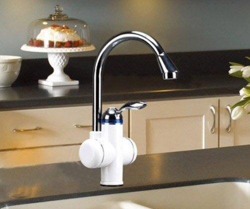 Кран-водонагреватель - незаменимый помощник в условиях отсутствия горячей воды