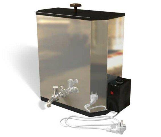 Один из вариантов исполнения наливного водонагревателя