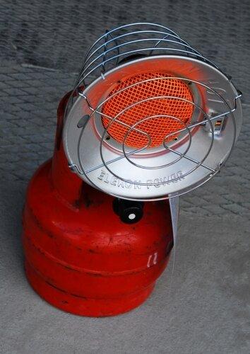 Газовый инфракрасный обогреватель для палатки 124