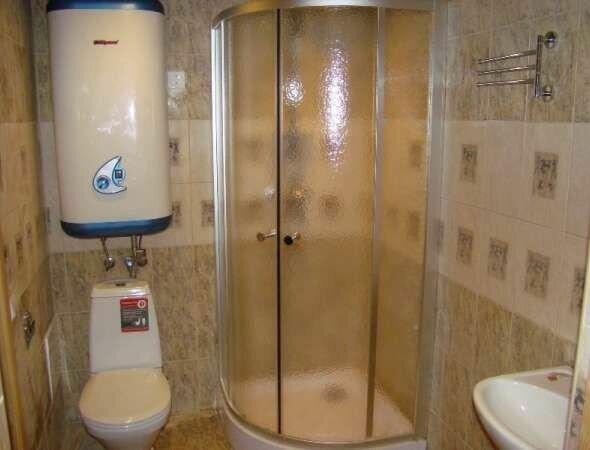Ванная комната - распространенное место установки бойлера