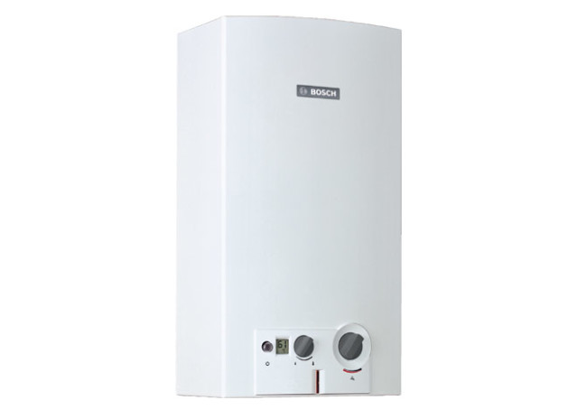 Один из наиболее известных производителей газовых водонагревателей - Bosch