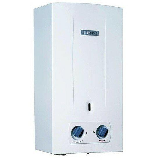 Яркий пример такого водонагревателя - агрегат от компании Bosch